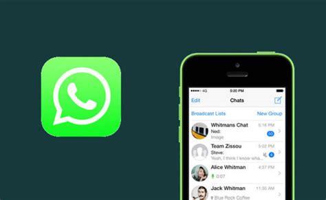 whatsapp web ya est disponible para iphone whatsapp la versi 243 n web ya est 225 disponible para iphone