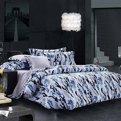 Cool Bedspreads Style Camouflage 100 Cotton 60 S Yarn Cool Boys