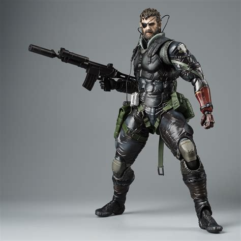 Play Arts Metal Gear Solid V The Phantom New Misb square enix play arts venom snake sneaking suit version metal gear solid v the phantom