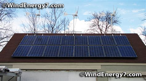 solar panels and wind turbines for homes home wind turbine