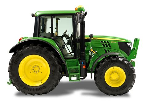 Cv 580 For Sale by Trattori John Deere Serie 6m 6125m