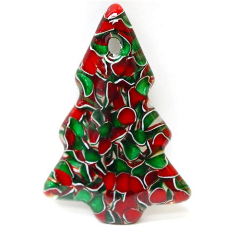 christmas tree ornament casting mold glass