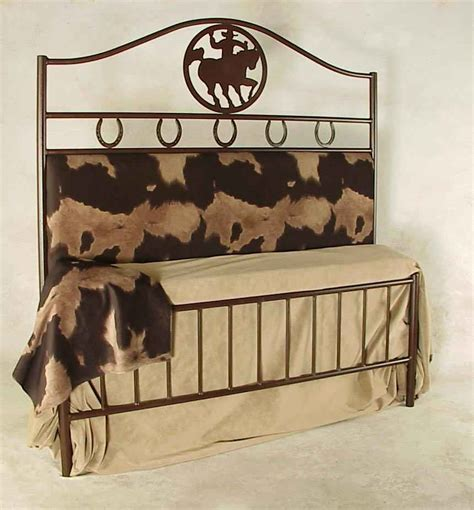 Western Headboards For Beds by Grace Wrought Iron Beds Headboards Metal Frames
