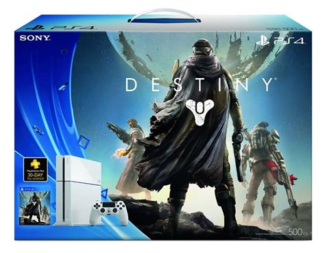 destiny ps4 console new sony playstation 4 500gb destiny bundle white glacier