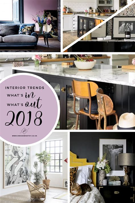 home trend design trend spotting what s in and what s out for interiors in