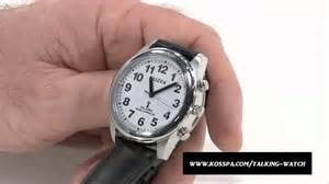 watches for the blind talking wrist for the blind and visually impaired