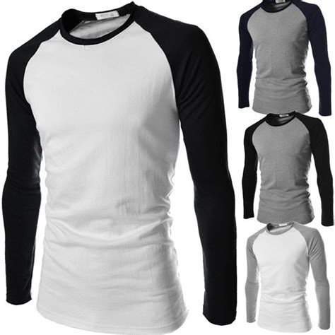 mens long sleeve t shirts with design is shirt