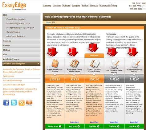 Mba Voucher Code by Essayedge Promo Code Coupon Code