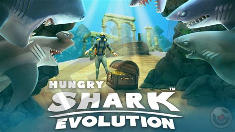 hungry shark apk mod hungry shark evolution mod apk 5 2 0 for android