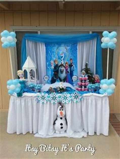 1000 ideas about frozen candy table on pinterest frozen
