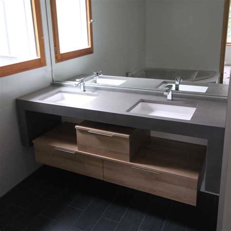meuble salle de bain retro