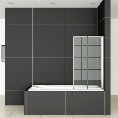 5 Fold 1200 X 5 fold 1200 x 1400mm folding shower bath screen nextday
