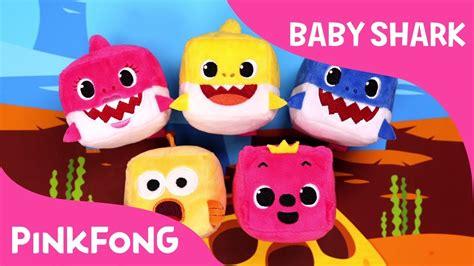 baby shark youtube pinkfong cube baby sharks pinkfong cube animal songs pinkfong