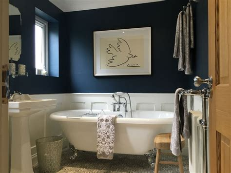 farrow and ball bathroom ideas farrow ball stiffkey blue bathroom laura ashley mr jones