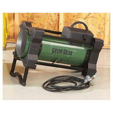 guide gear  btu propane heater  garage