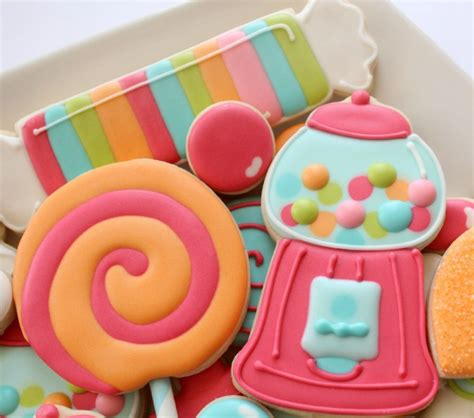 gumball machine cookies the sweet adventures of sugar belle