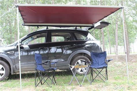 retractable 4wd awnings china roof top awning off road 4x4 4wd awning ca01