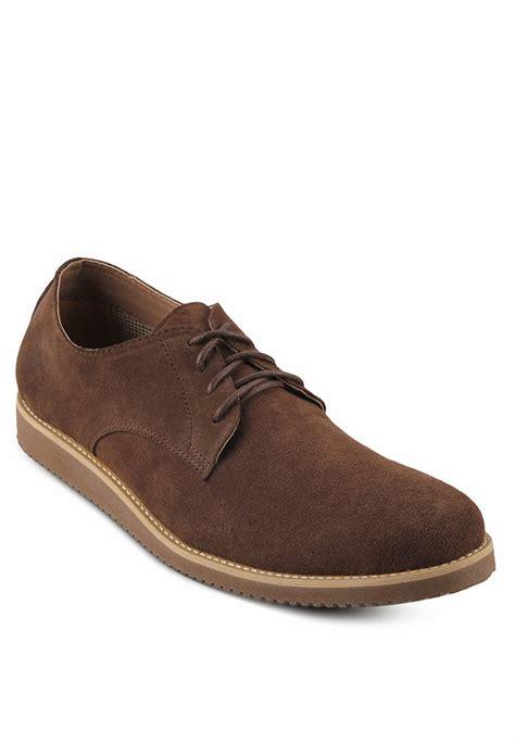 sepatu sneaker pria 2401 derby warna coklat toko sepatu