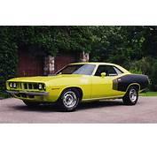 1971 Plymouth Barracuda 70 Liter V8 1920x1200 HD