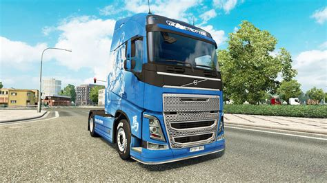 volvo truck of the year skin year of the horse at volvo trucks for euro truck