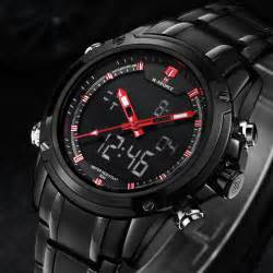 Mens watches top brand luxury quartz wrist watches for men full steel