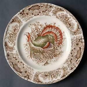 thanksgiving plate vignette design let s talk turkey