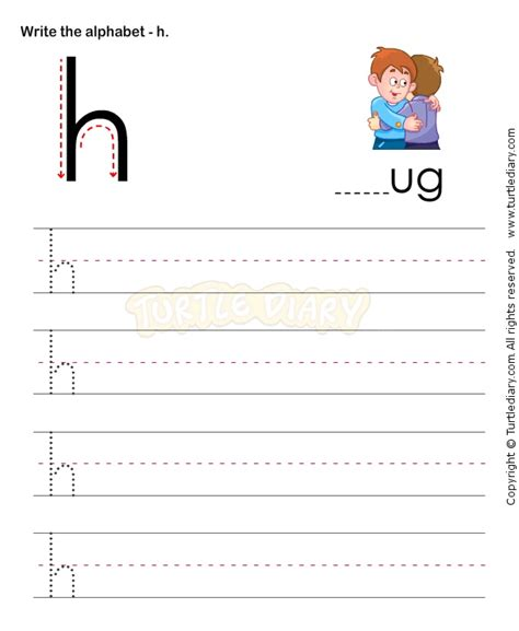 kindergarten activities letter h 146 best images about alphabet worksheets on pinterest