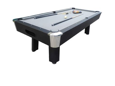 Billiard Table Ls by Sportcraft 64825 8ft Gray Billiard Table Sears Outlet