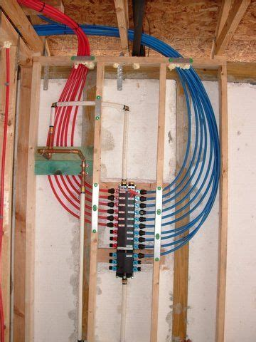How To Install Pex Plumbing System by 1000 Images About Pex Pipe Plumbing On