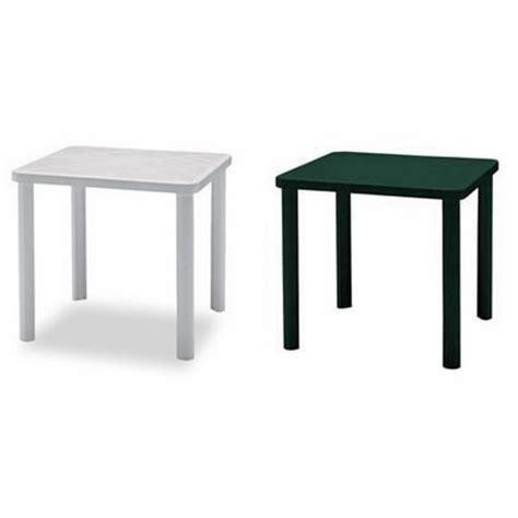 tavoli in plastica per esterno vendita tavoli in plastica resina prezzi tavoli plastica