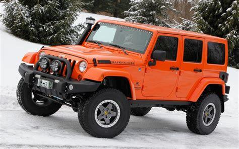 jeep wrangler jeep wrangler unlimited 2013 ideal para todos los caminos