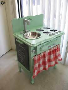 kitchen set ideas 10 diy play kitchen sets home with design