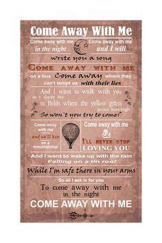 Come Away With Me To A Place Lyrics 1000 Ideas About Norah Jones Lyrics On Adele