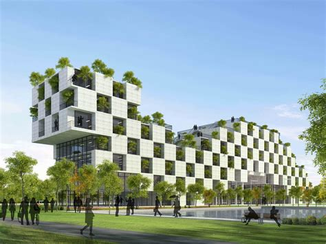 Architecture hightech architecture style sustainable architecture