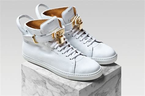 buscemi shoes production process of a buscemi sneakerinspirationist