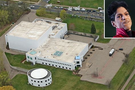 Princes Home by Prince S Paisley Park Home Opening For Tours Page Six