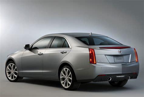 2013 cadillac ats sedan 2013 cadillac ats sedan rear 3 4 left egmcartech