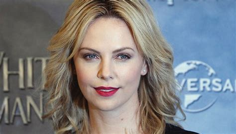 photo gallery of women in their 40s with long blonde hair women come into their prime in 40s says charlize theron
