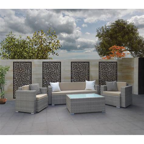 Panel Matrix matrix 1800 x 900 x 7mm charcoal riverbank screen panel