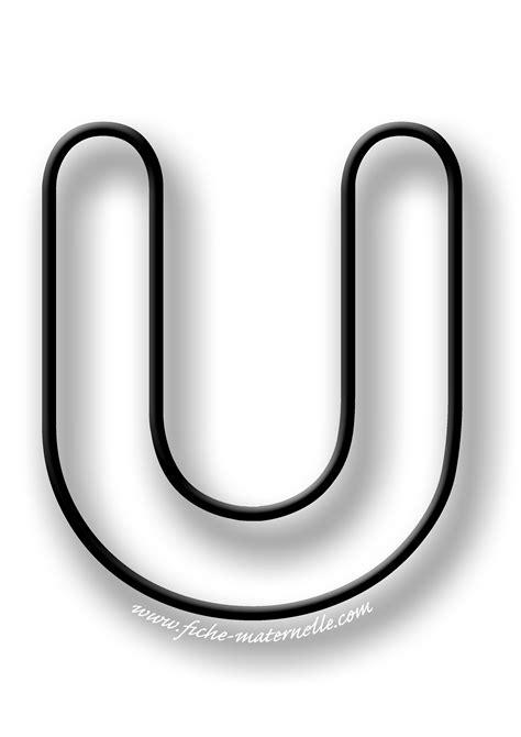 Lettre U Alphabet Animaux Coloriage L