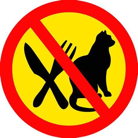 will not eat do not eat sign clipart best