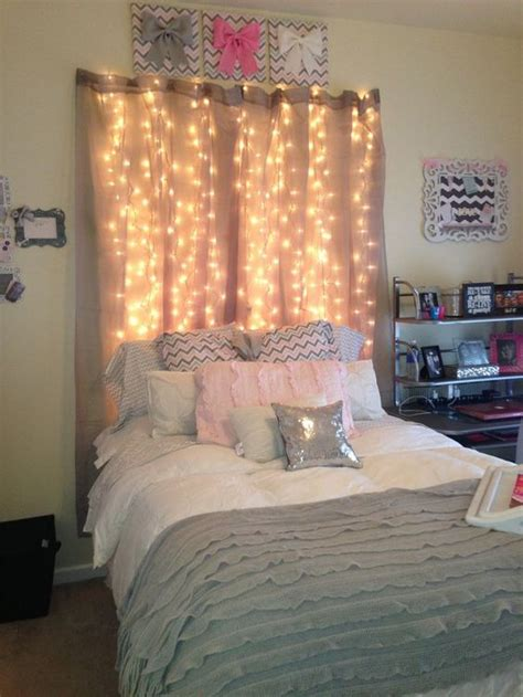 ways to hang lights in bedroom the way the lights hang the bed dorms we