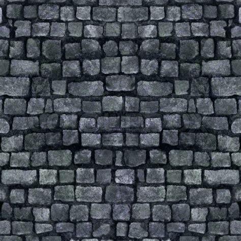 cobblestone path pattern background stock photo colourbox