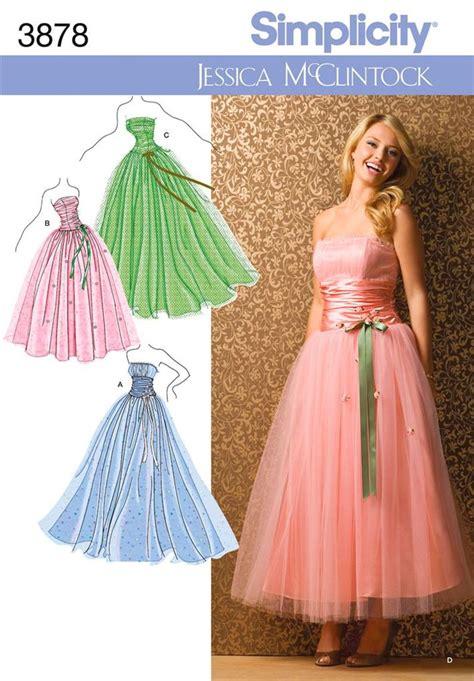 Ee  Simplicity Ee    Sewing Pattern La S Teens  Ee  Dress Ee   Prom