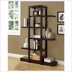 open shelf bookcase room divider home design ideas