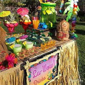 Backyard Football Games Diy Luau Party Decorations Ideas Quotes