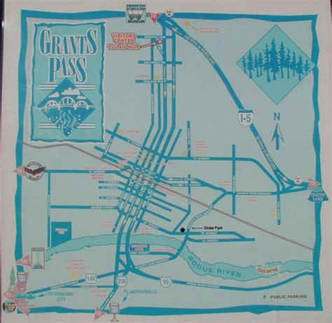 map of oregon grants pass grants pass oregon map swimnova