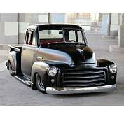 1953 GMC Pickup Hotrod Hot Rod Custom Kustom Old School