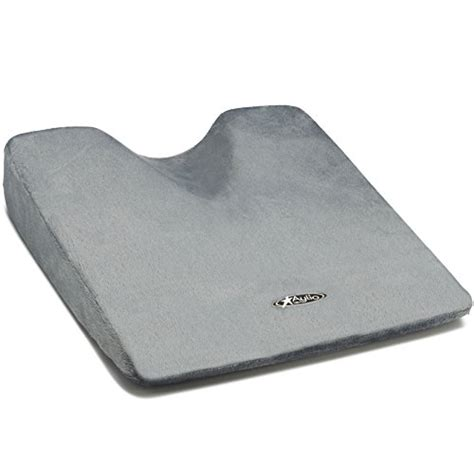 Car Seat Wedge Pillow by Bath Towels Mats Aylio Comfort Foam Wedge Coccyx