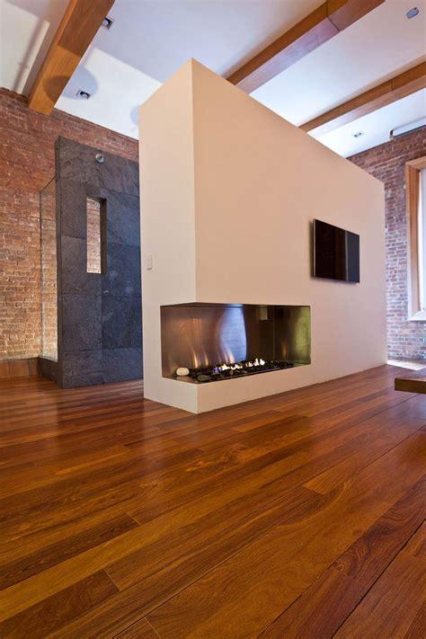 New York Fireplace by Fireplace Loft In Noho New York City
